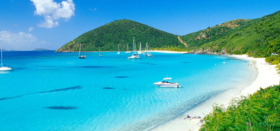 British Virgin Islands Yacht Yacht Solution's Destination Nov 25 to Dec 2