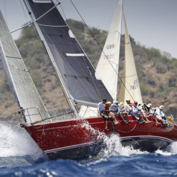 Scarlet Oyster,Oyster 48,CSA Racing 6,