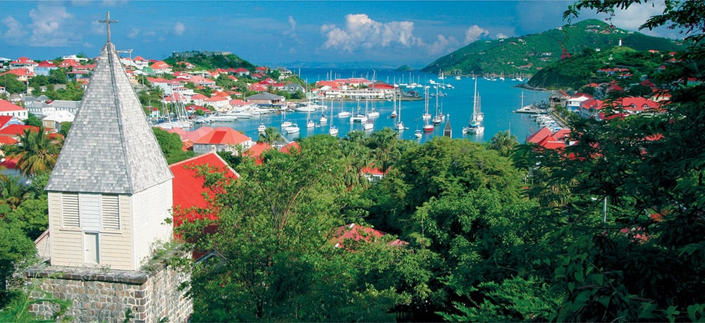 St. Martin Yacht Solution's Destination