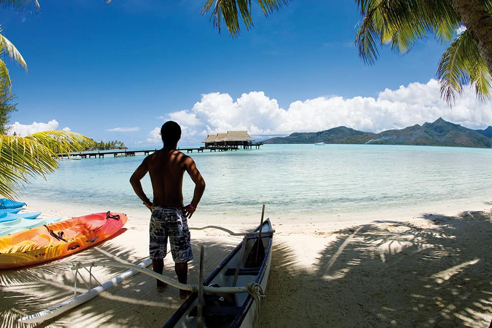 Tahiti Yacht Solution's Destination