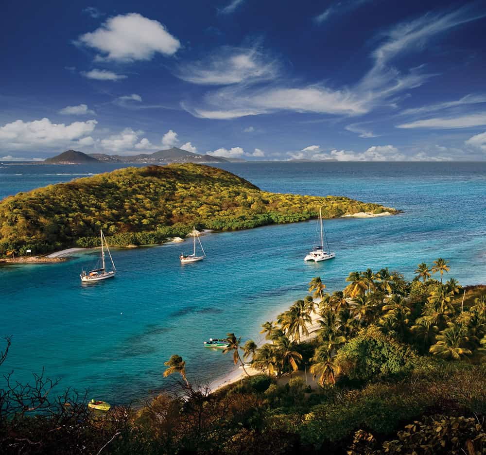 St. Lucia Yacht Solution's Destination