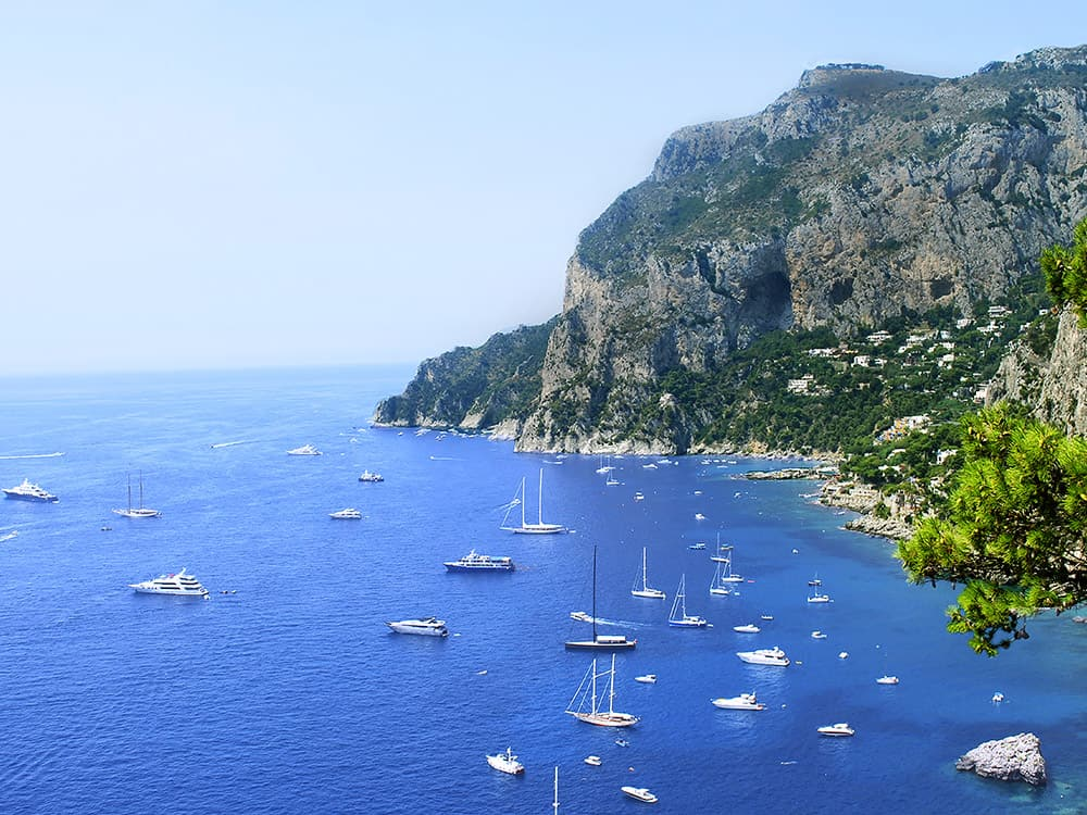 Italy Yacht Yacht Solution's Destination Oct 14 to 21