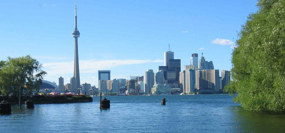 Toronto Yacht Solution's Destination May to October